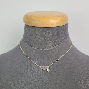 Silpada Dream 925 Silver Necklace & Bracelet Set
